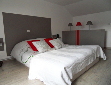 habitaciones de color gris mejorar el estado de animo decorar tu habitaci n. Black Bedroom Furniture Sets. Home Design Ideas