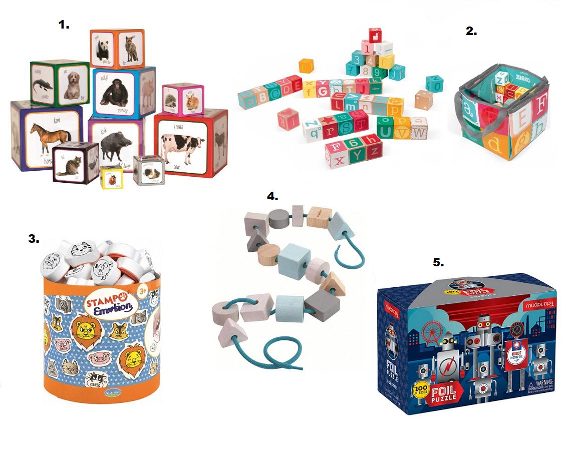 Zabawki na dzień dziecka - jak wybrać z głową? Zabawki edukacyjne