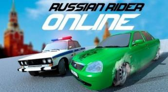 Download Russian Rider Online Mod APK + Data Game