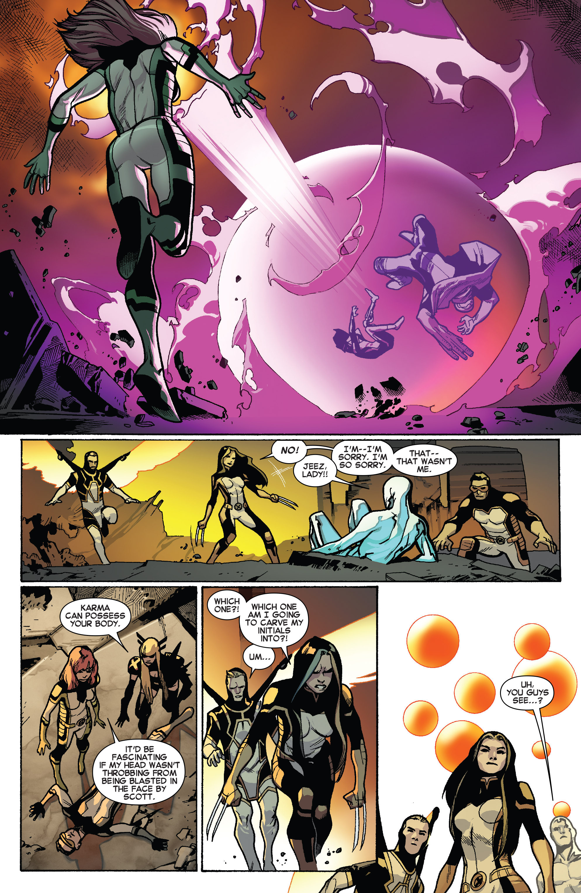Read online All-New X-Men (2013) comic -  Issue #41 - 13