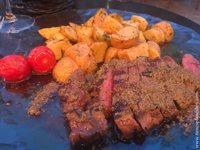 Comer en Poitiers gastronomia viaje Francia