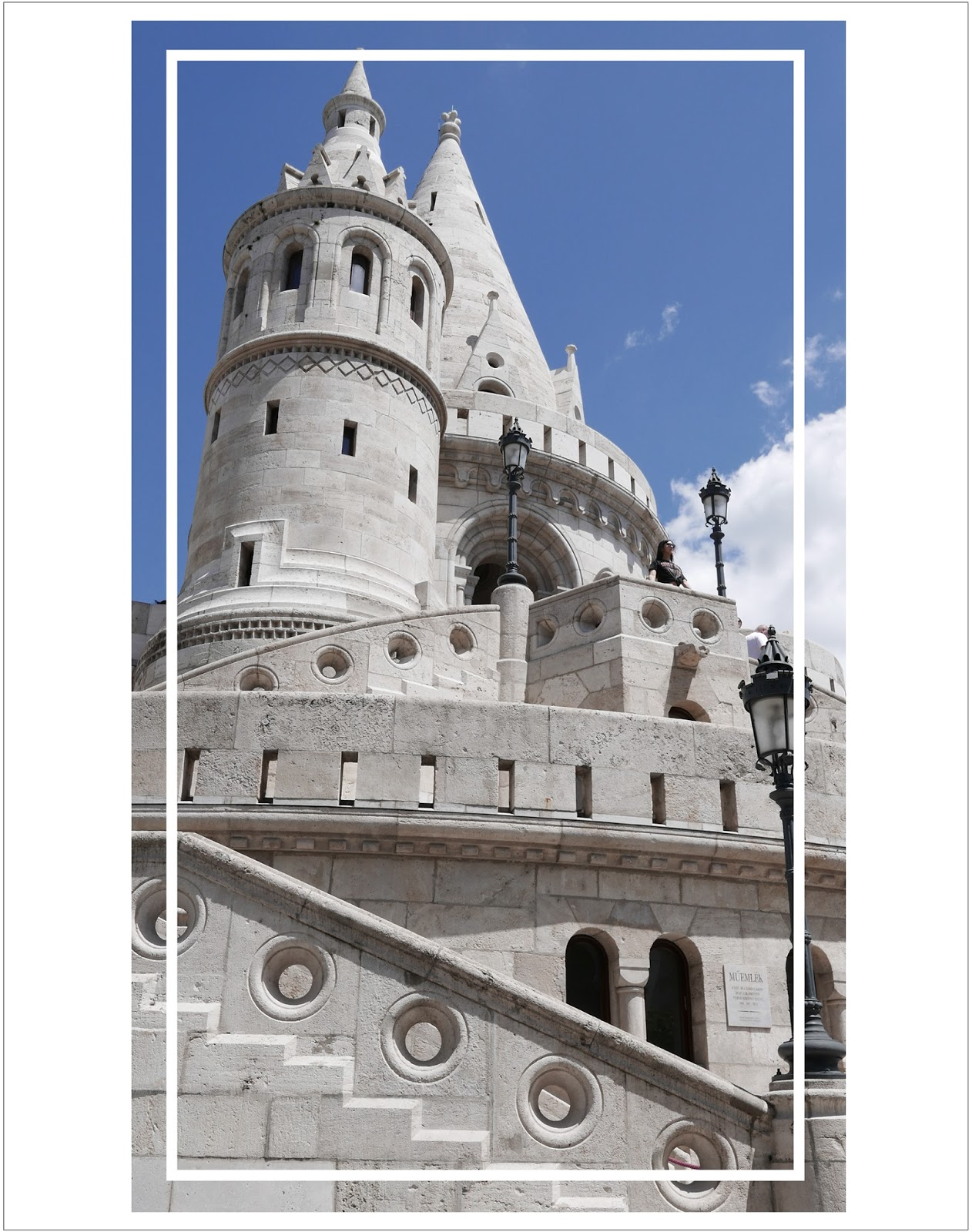 Euriental | luxury travel & style | Fisherman's Bastion, Budapest