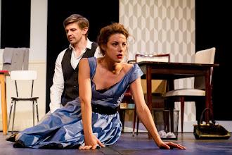 Théâtre : La peur d'après Stefan Zweig - Mise en scène Elodie Menant - Avec Aliocha Itovich, Hélène Degy, Ophélie Marsaud - Théâtre Michel