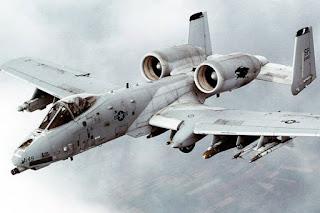 Pesawat Tempur A-10