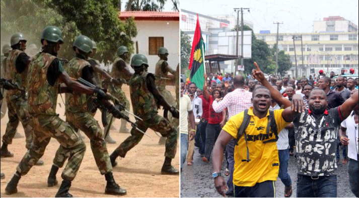 'Operation Python Dance will be staged every year in South-East' – Army
