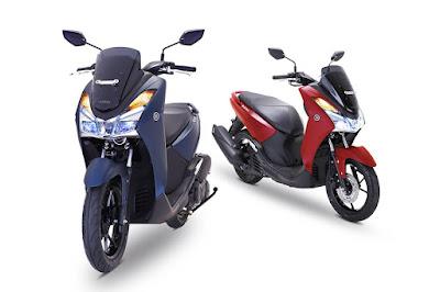 Berikut Ini Spesifikasi dari Motor Yamaha Lexi