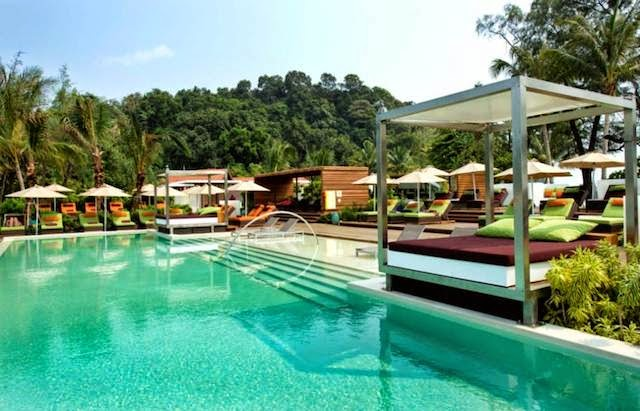 Club Med Cherating - Zen Pool