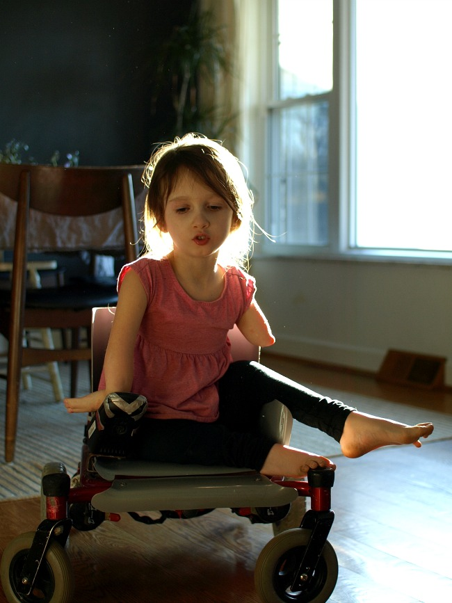 This Little Miggy || Thoughts on Mobility and Accessibility
