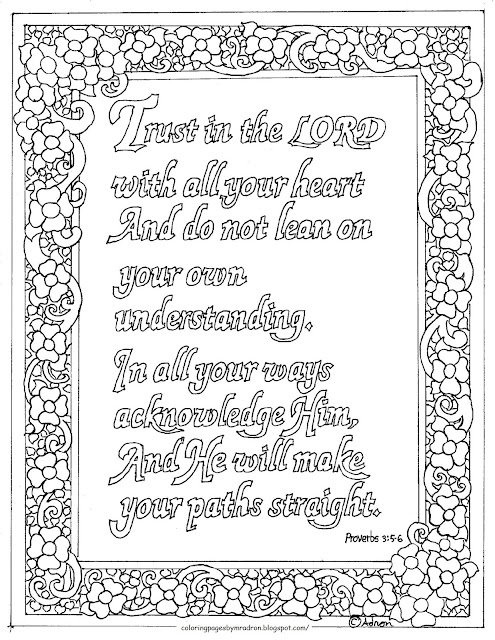 trusting others coloring pages - photo#31