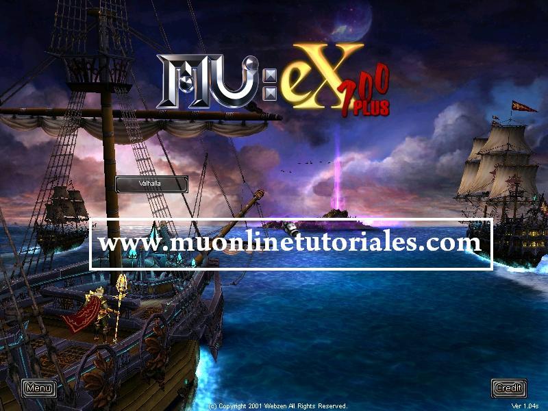 Interfaz de acceso al cliente Ex700