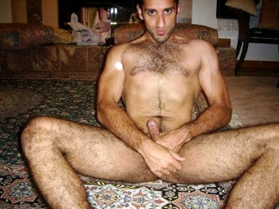 Arab male naked