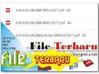 Download Kisi-Kisi Ujian Nasional Tahun Pelajaran 2016/2017 – BSNP Indonesia Lengkap Semua Jenjang