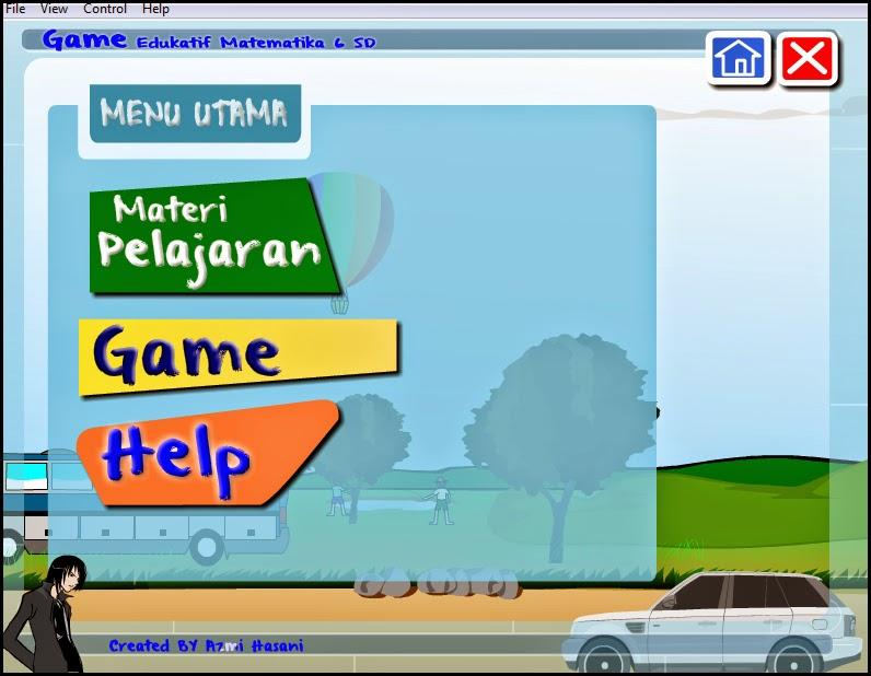 Game Edukatif Matematika Kelas 6 SD/MI