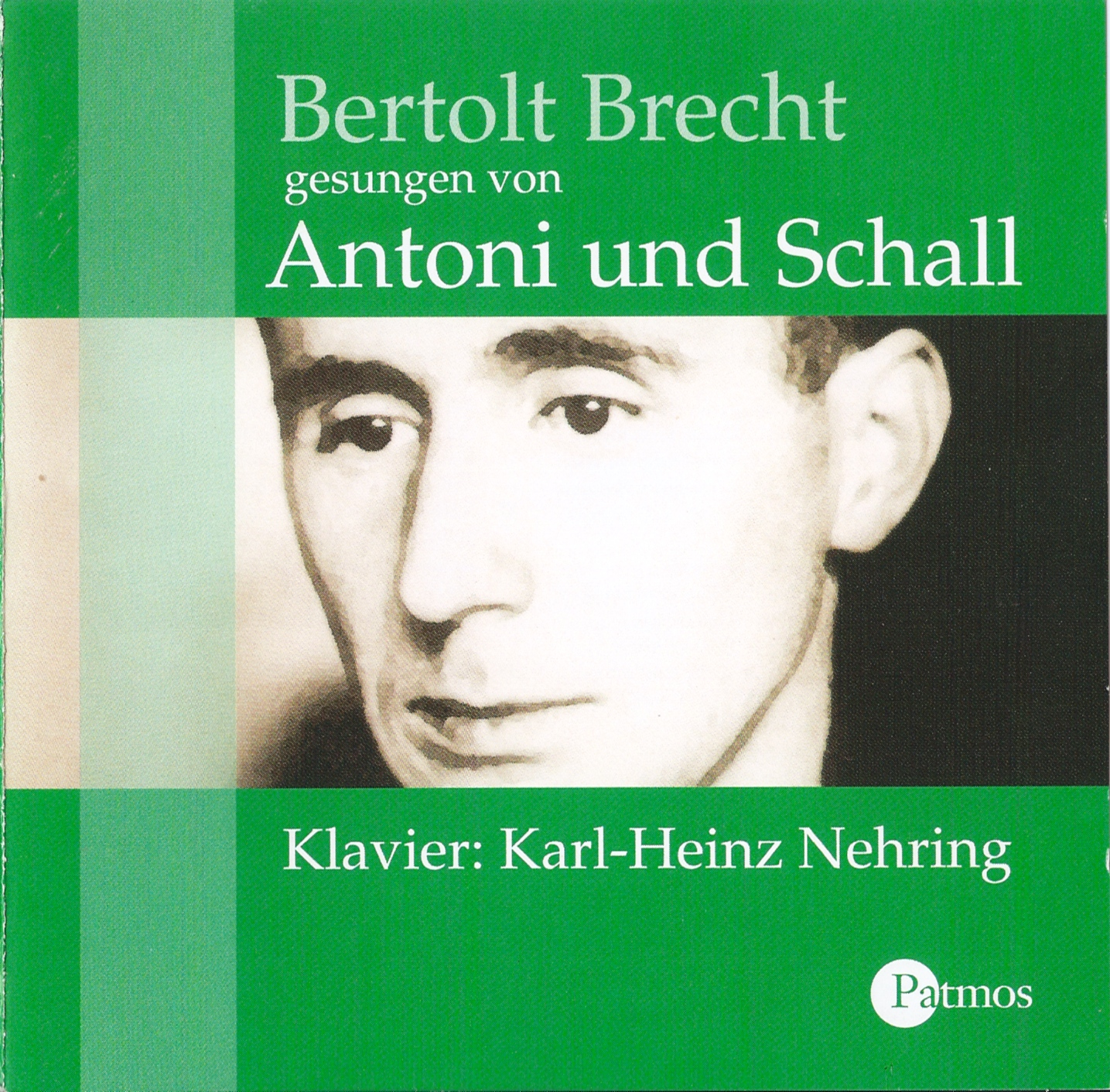 Kammermusikkammer Bertolt Brecht Gesungen Von Antoni Und