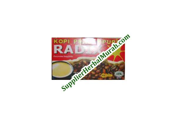 Pesan Kopi RADIX HPA Surabaya