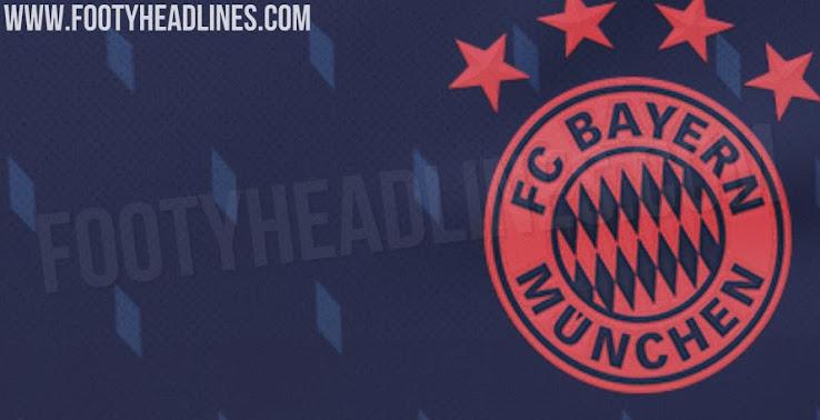 39bc46c67 Bayern Munich 19-20 Third Kit Design Leaked - Footy Headlines