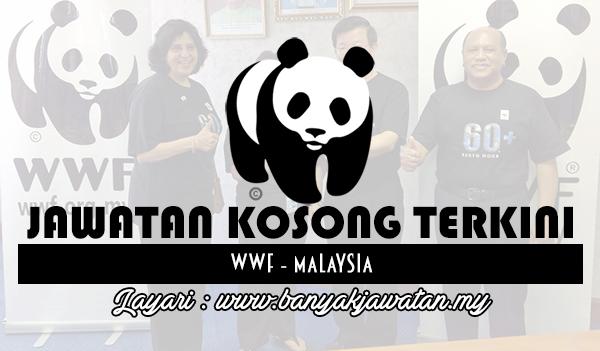 Jawatan Kosong 2017 di WWF-Malaysia www.banyakjawatan.my