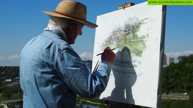 Curso de dibujo y pintura en Santa Cruz de La Palma