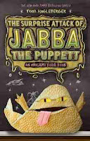 bookcover of SURPRISE ATTACK OF JABBA THE PUPPETT (Origami Yoda #4)  by Tom Angleberger
