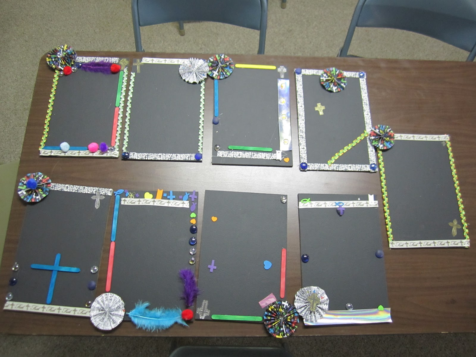 Christ S Ministry Crafts For Kids