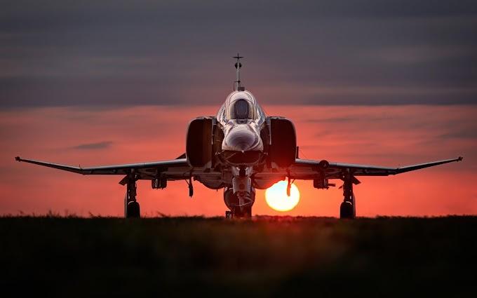 Jato McDonnell Douglas F-4 Phantom II