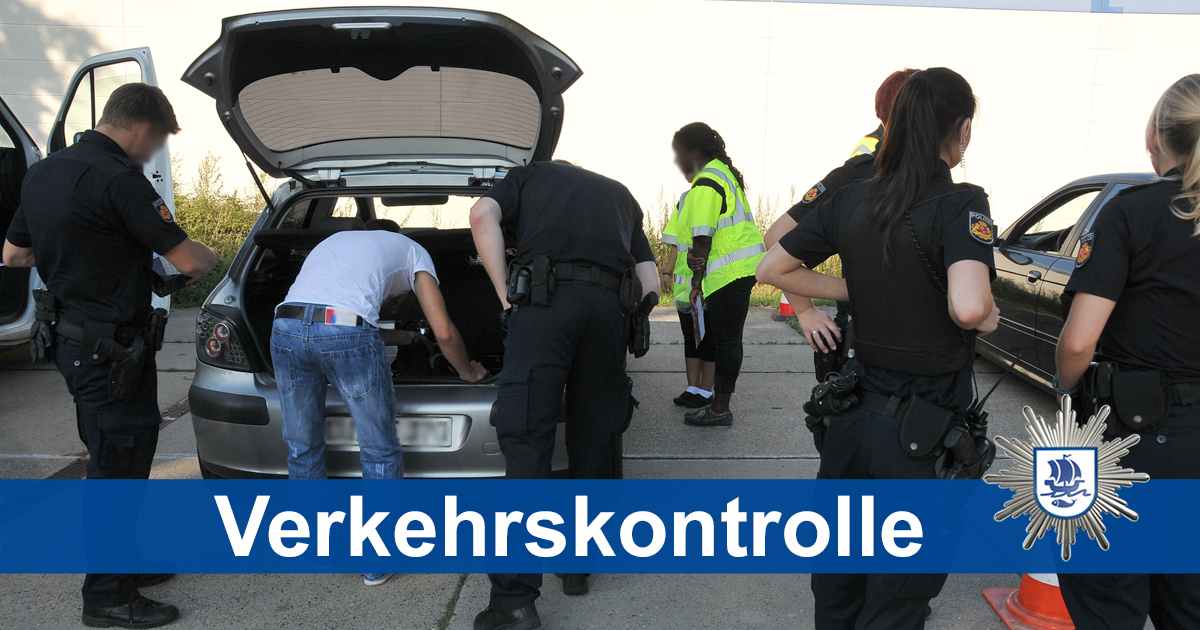 polizei macht verkehrskontrollen bremerhaven news. Black Bedroom Furniture Sets. Home Design Ideas