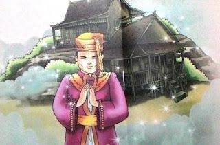 Cerita Rakyat DKI Jakarta ( Legenda Godet )