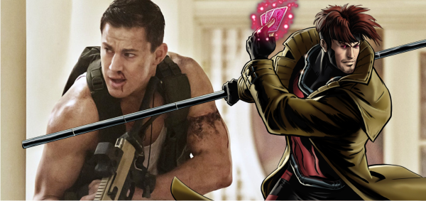 Channing Tatum confirmado como Gambit em X-Men: Apocalipse e filme solo do personagem
