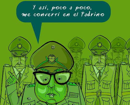 La caricatura de EDO sobre el superministro
