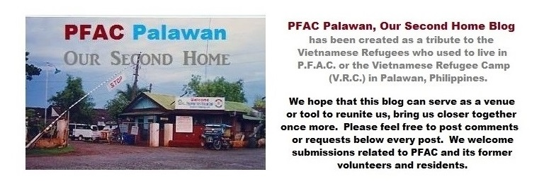 PFAC Palawan, Our Second Home!