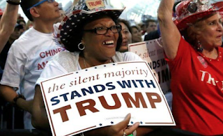 TRUMP on Track to Win More Black Votes Than Any GOP Candidate Since 1960