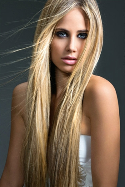 Dirty Blonde Long Hair 27