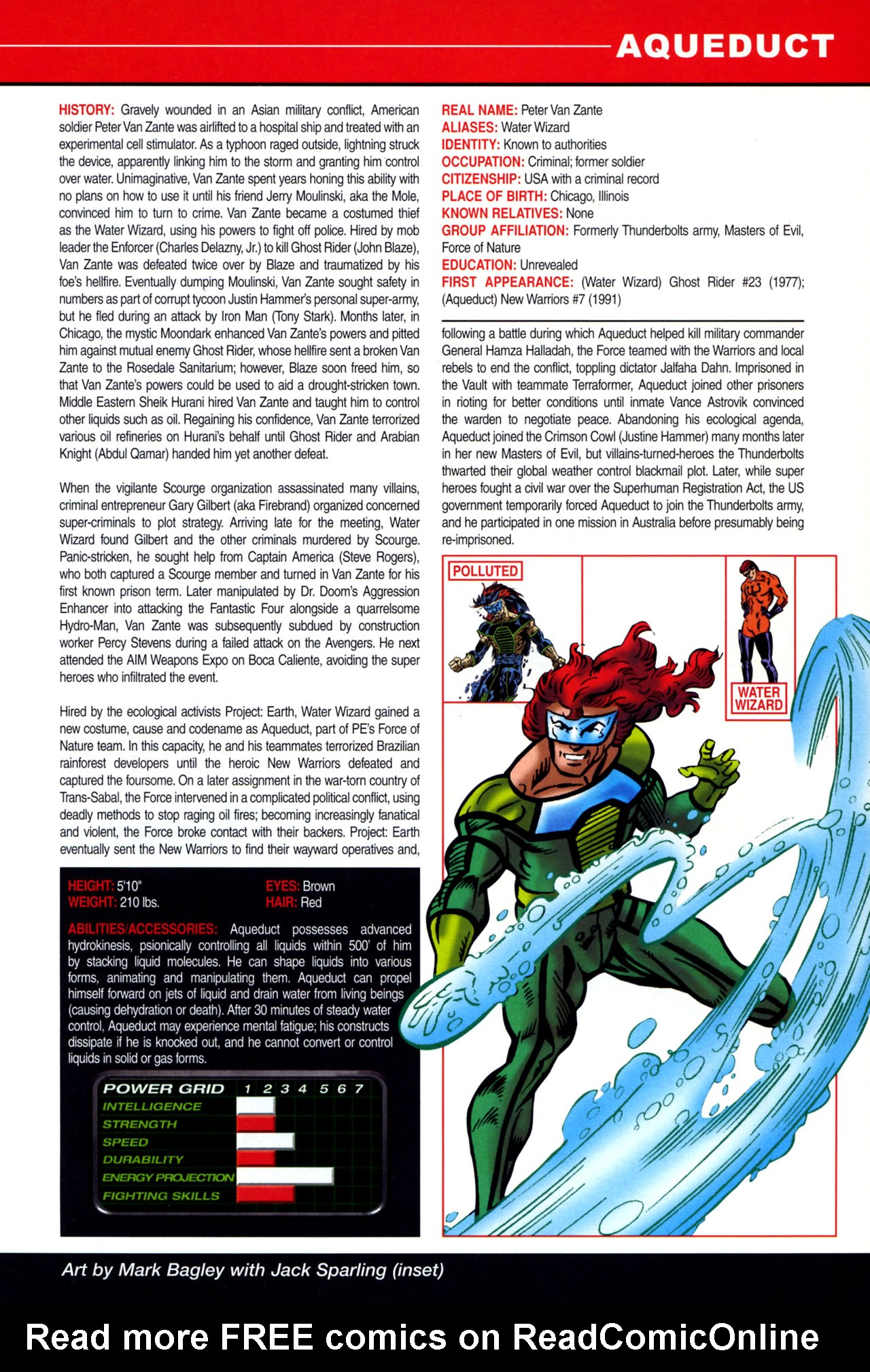 Read online All-New Official Handbook of the Marvel Universe A to Z: Update comic -  Issue #4 - 3