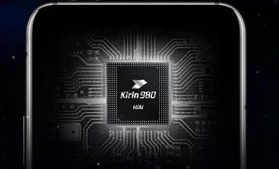 Kirin 980 7nm AI Processor