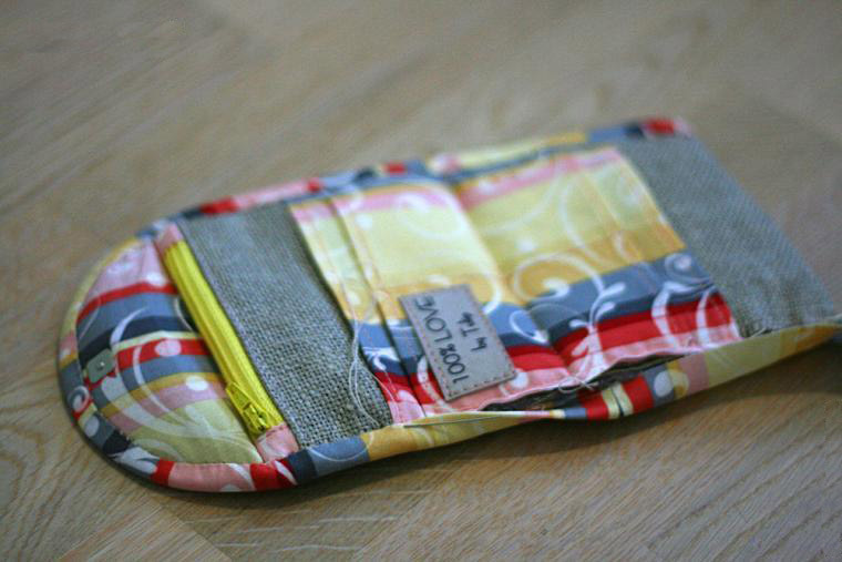 Diy Coin Purse No Sew Purse Tutorial Sewing ...