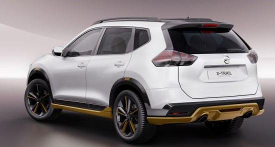 2018 Nissan X-trail Hybrid