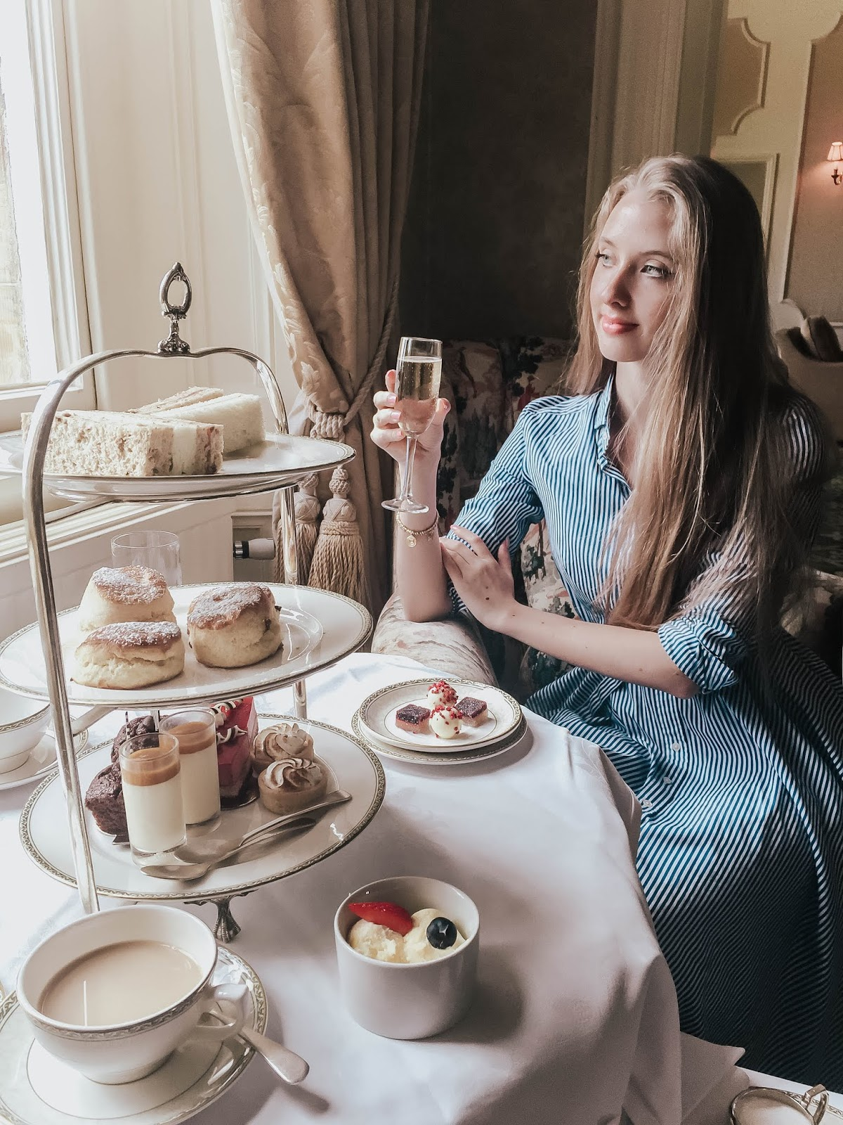 Blog Review Ashdown Park Hotel Afternoon Tea