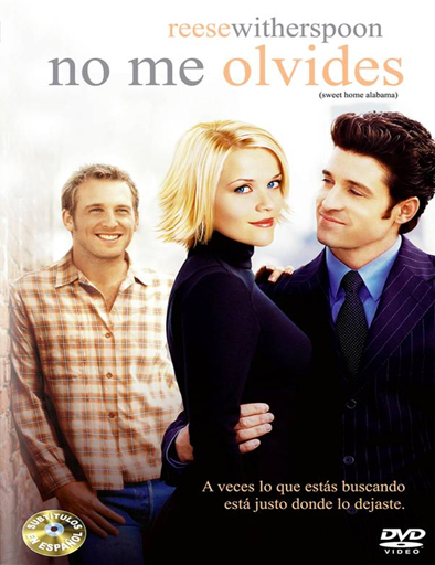 Ver No me olvides (Sweet Home Alabama) (2002) Online