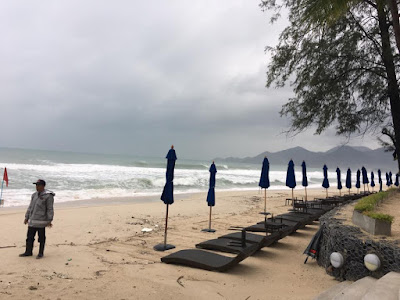 Flooding on Koh Samui