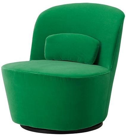 IKEA Swivel Chair Green