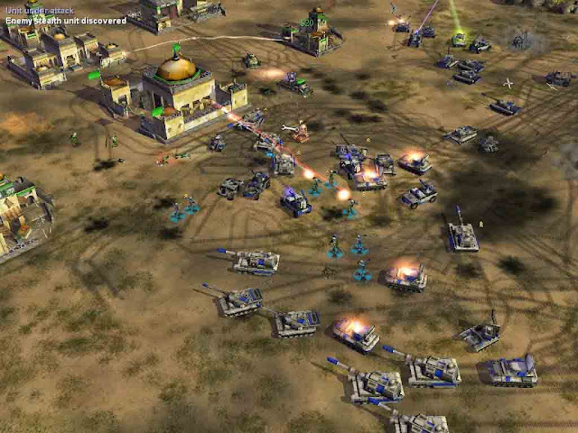 ReddSoft | Free Download Command and Conquer Generals Full Free
