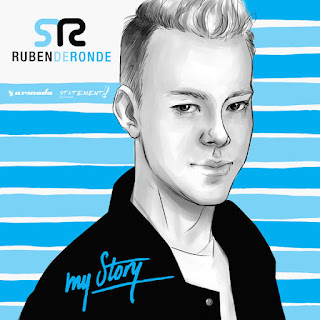 Ruben De Ronde - My Story (2017) - Album Download, Itunes Cover, Official Cover, Album CD Cover Art, Tracklist