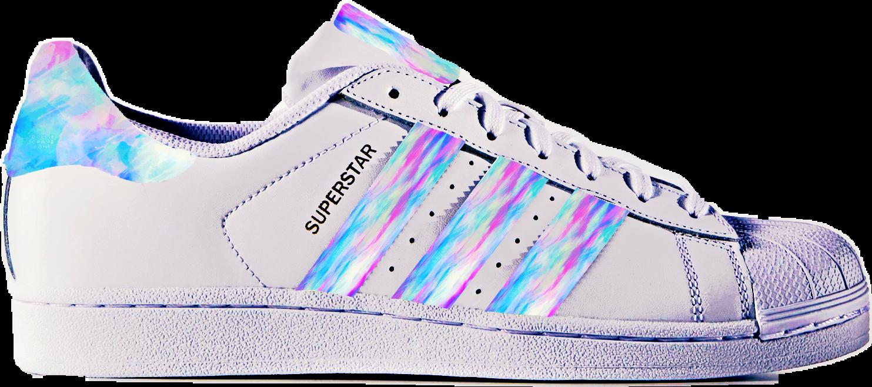 render adidas zapato