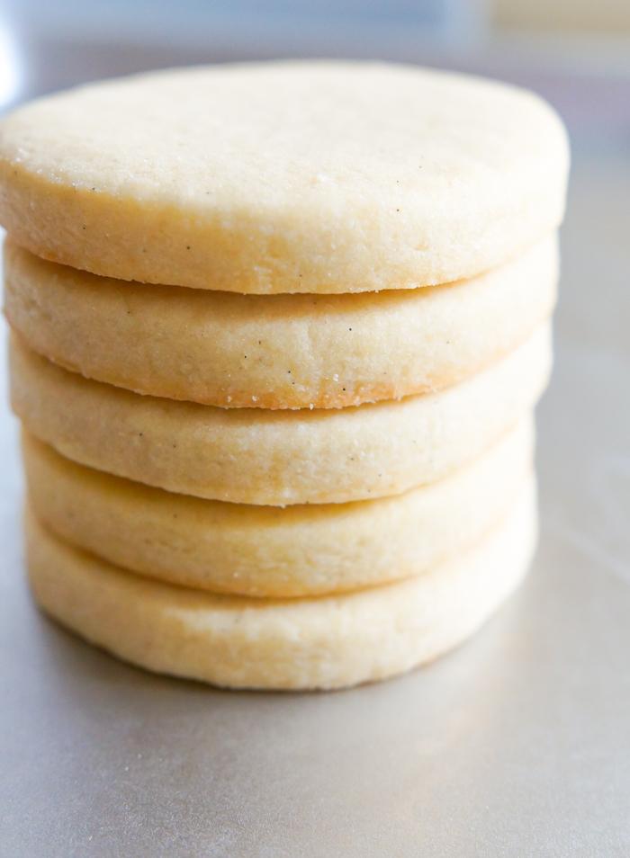 Vanilla Bean Cut Out Cookies Bake At 350
