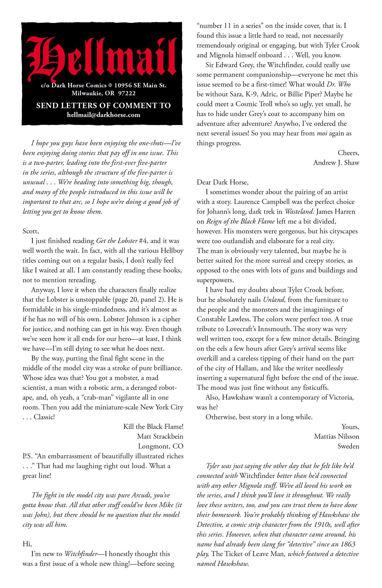 Read online Abe Sapien comic -  Issue #16 - 25