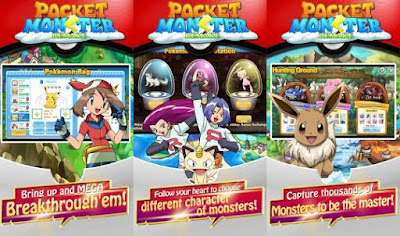 Pocket Monster - Remake Full All Pokemon Unlock Opened MOD Unlimited Money v2.0.0 Apk Android Terbaru