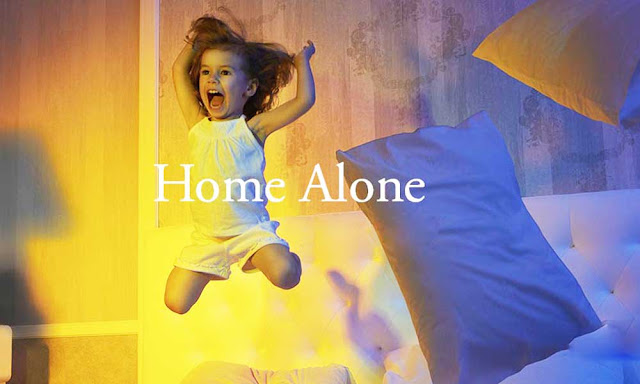 Here are a few Fun Things to do when you are alone at home