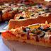 Stuffed Cheese Crust Pizza Recipe