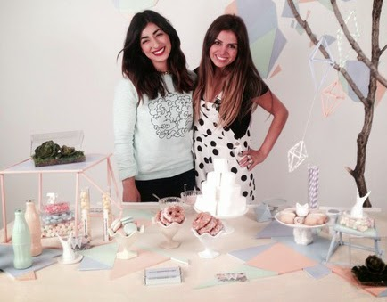 diy sweet table on YouTube by Petite and Sweet | sponsored by Creative Bag