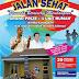 Jalan Sehat Berhadiah Rumah, Pendaftaran Mulai 1 September